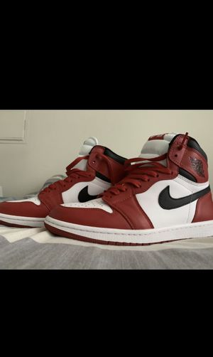 Jordan 1 Chicago's for Sale in Menifee, CA