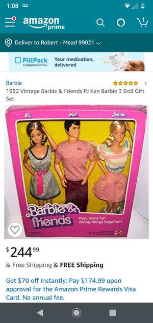 1982 Barbie & Friends NEW Never OPENED for Sale in Spokane, WA