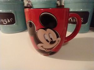 Mickey mouse coffee mug for Sale in Princeton, NC