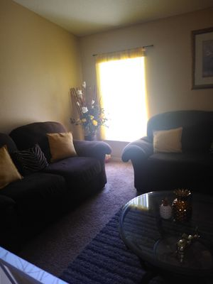 Juego de muebles usado en buenas condiciones 125 for Sale in Kissimmee, FL