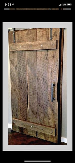 Barn door (cheap) for Sale in Plant City, FL