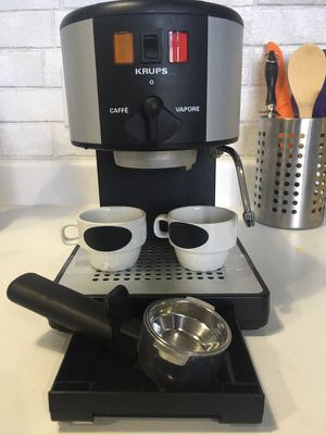 Krups novo expresso Machine for Sale in Salt Lake City, UT