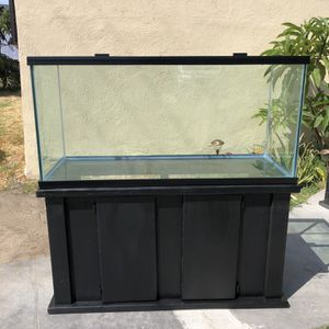 85 GALLONS FISH TANK AND STAND//BRAND NEW //NO SCRATCHES//NO WATER MARKS for Sale in Compton, CA