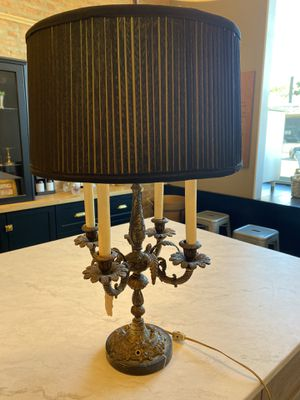 Vintage candelabra lamp for Sale in Chicago, IL