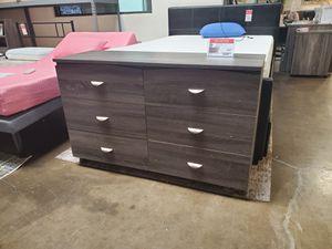 Dresser, Distressed Grey for Sale in Huntington Beach, CA