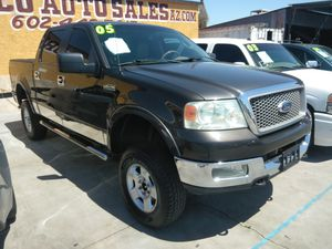 2005 ford f150 lariat 4x4 And over 100 vehicles BUY HERE PAY HERE WELCOME EVERYONE TODOS CALIFICAN GARANTIZADO for Sale in Phoenix, AZ