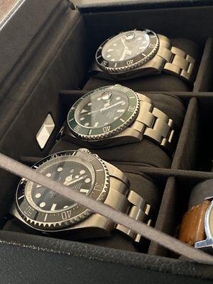 Men's watch for Sale in Irvine, CA