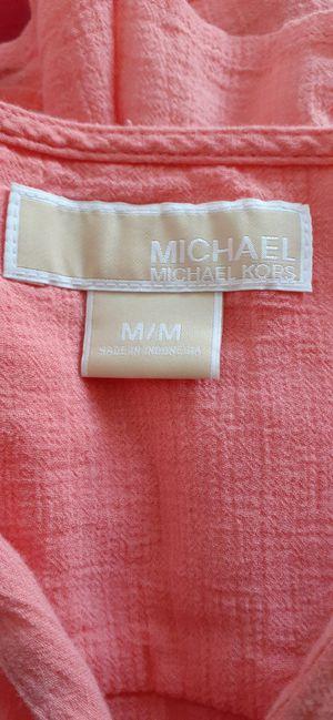 $10 Michael Kors Shirt Size Medium for Sale in Hemet, CA