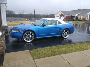 2000 convertible Mustang for Sale in Columbus, OH
