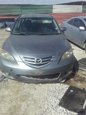 2005 Mazda 3 Hatchback for parts for Sale in Houston, TX