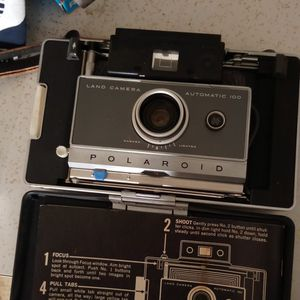 Poloroid Land Camera Automatic for Sale in West Covina, CA