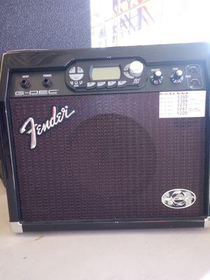 Fender Amplifer for Sale in Abilene, TX