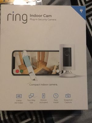 Ring indoor cam for Sale in Valrico, FL