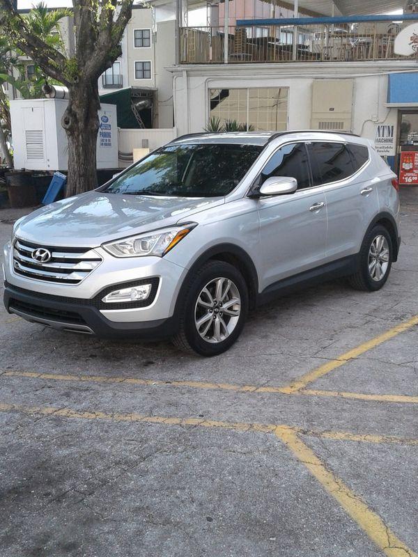 2015 Hyundai Santa Fe Sport Turbo