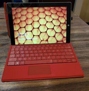 Surface 3 plus accessories - Like New for Sale in La Grange Park, IL