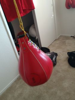 Speed Bag for Sale in Stockton,  CA