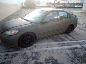 05 Honda Civic tags 2020 for Sale in Bell Gardens, CA