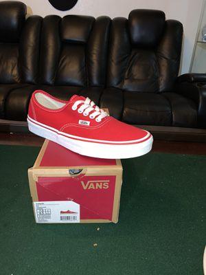 $50 VANS size men: 7 women: 8.5 for Sale in Eastvale, CA