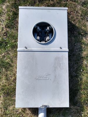 200 amp box for Sale in Newland, NC
