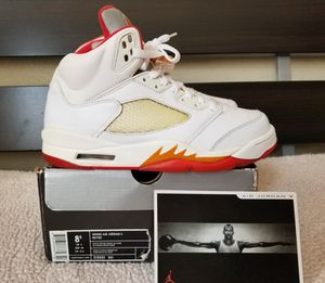 "Jordan ""Sunset"" 5s for Sale in Pasadena, CA"