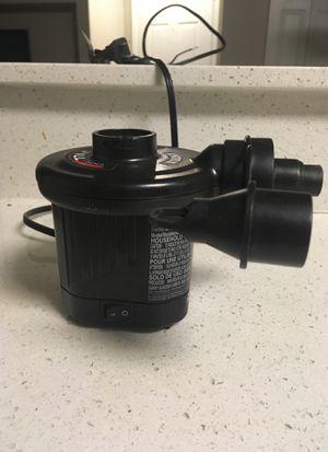 Intex Quick Fill 100 electric air pump for Sale in Austin, TX