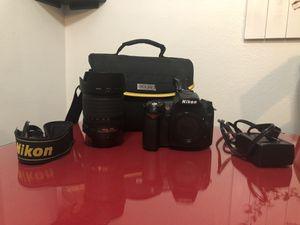 Nikon D90 DSLR Camera for Sale in Santa Ana, CA