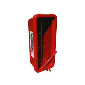 CATO 12051-H Red Plastic Chief Fire Extinguisher Cabinet for 20 lb. Extinguisher for Sale in Smyrna, TN