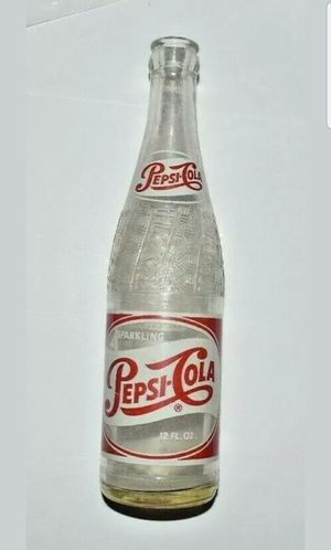 Antique PEPSI bottle for Sale in Las Vegas, NV