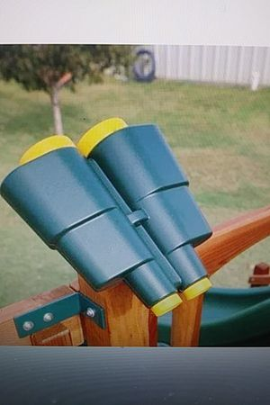 Kid's Binoculars Swing Set Accessory for Sale in Justin, TX