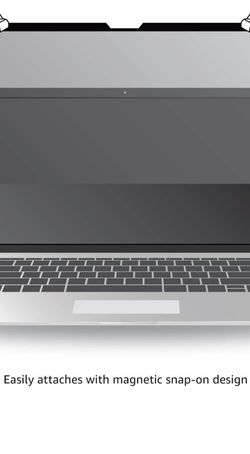 Slim Magnetic Privacy Screen Filter - 13-Inch MacBook Pro for Sale in Torrance,  CA