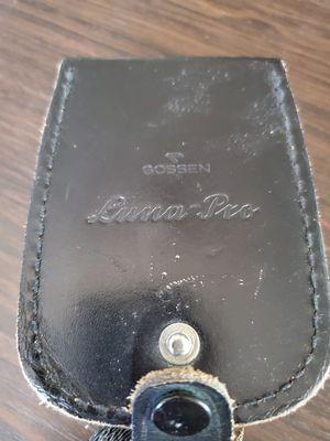 Gossen Luna Pro Camera Light Meter for Sale in Mesa, AZ