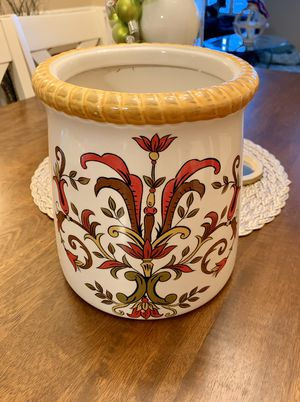 Pier 1 Imports porcelain vase for Sale in Alexandria, VA