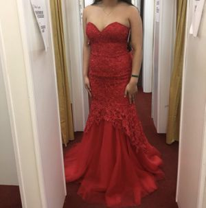 Red prom dress for Sale in Happy Valley, OR