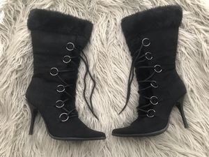 Women's Black Heeled Boots for Sale in Westminster, CO