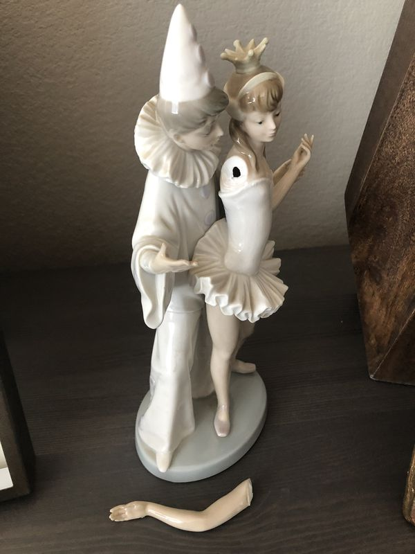 Lladro Carnival Couple (Retired)