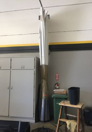 Paint Curtain with rail for Sale in Lodi, CA