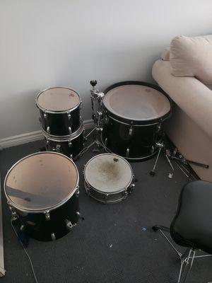 Tama swingstar 5 piece drum set for Sale in Diamond Bar, CA