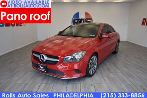 2018 Mercedes-Benz CLA for Sale in Philadelphia, PA