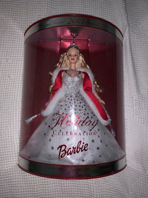 Holiday celebration Barbie 2001 special edition for Sale in Nashville, TN