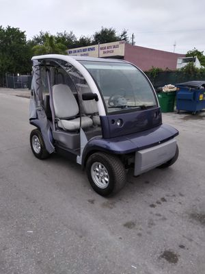 2002 Golf cart in mint condition for Sale in Miramar, FL