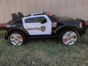 KID TRAX CHARGER POLICE CAR for Sale in Fort Worth, TX