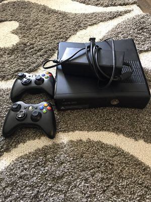 Xbox 360 and controllers for Sale in Fairfax, VA