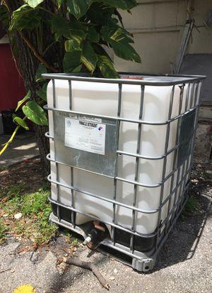 Tanque para carwwash movil for Sale in Miami, FL