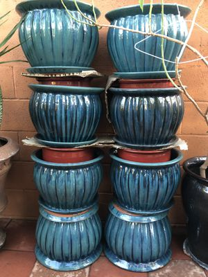 Plant pots SALE for Sale in Ontario, CA