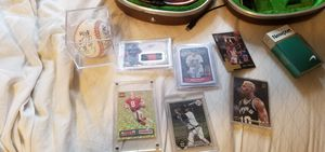 Baseball and basketball cards for Sale in Cleveland, OH