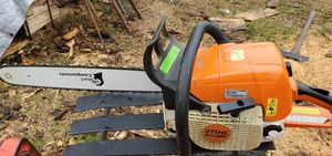 """stihl ms290 chainsaw 20"""" bar for Sale in Lancaster, OH"""