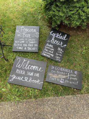 Wedding Decor for Sale in BETHEL, WA