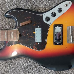 Lawsuit Bass! 70's Fender Repro for Sale in Georgetown, TX