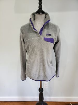 Patagonia re-tool pullover size medium for Sale in Mount Pleasant, SC