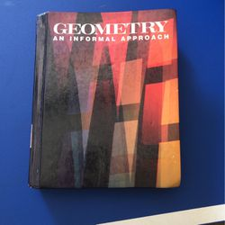Geometry An Informal Approach for Sale in Los Angeles,  CA